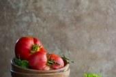 Gevulde tomaten Italiaans