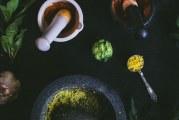 Aardappeltjes met champignons en…