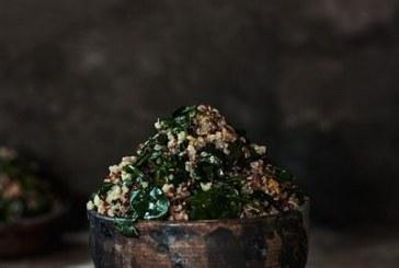 Bulgur salade Kisir