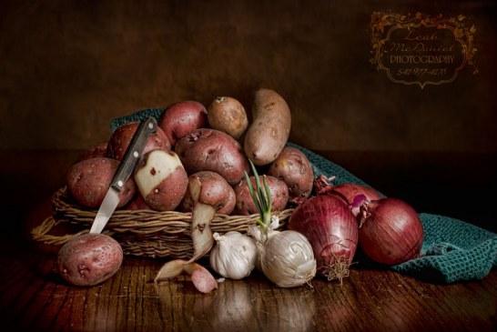 Aardappeltjes oma's